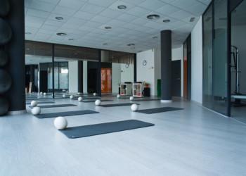 Sala Principal del Estudio Fusion y Pilates